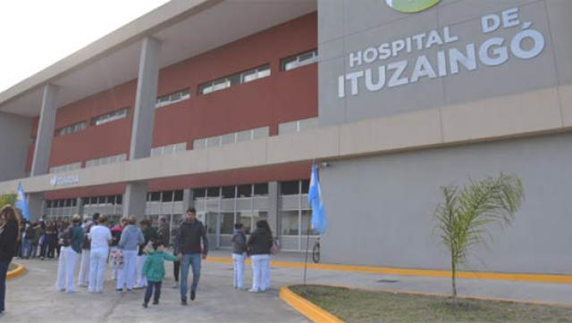 El Hospital de Ituzaingó abrió las puertas de la guardia