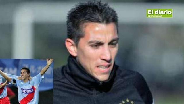Carlos Damián Casteglione se convirtió en el nuevo director técnico