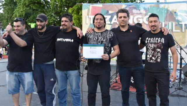 Se realizó la final del certamen Ituzainrock 2019