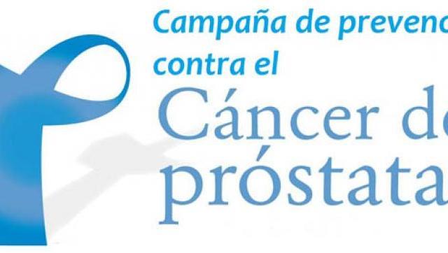 Mes de la prevención del Cáncer de Prostata