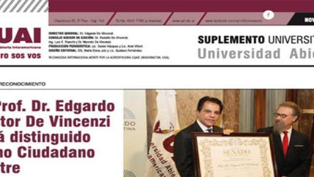 Suplemento UAI - Noviembre 2019