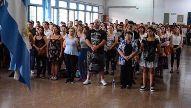 El Centro de Formación Profesional Paula Albarracín dio inicio a sus clases