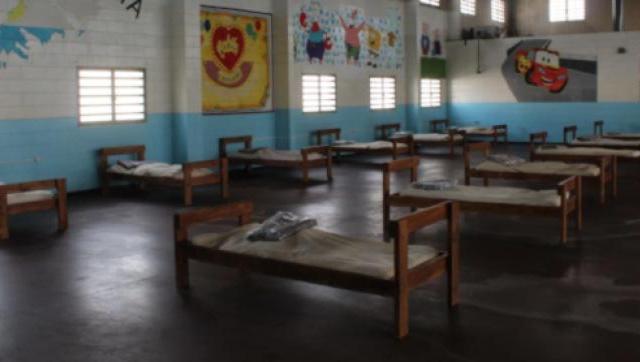Instalan un centro de salud para aislamiento en la unidad penal Nº39