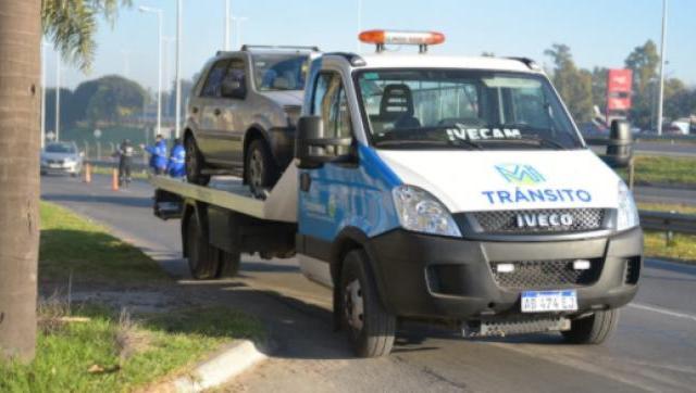 Operativos de control vehicular en Ituzaingó