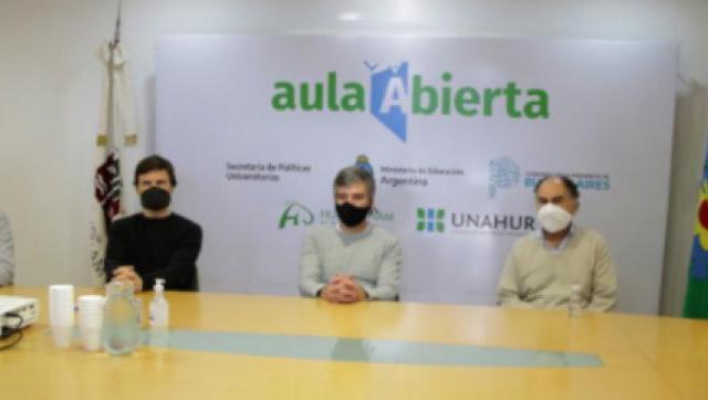 """Lucas Ghi participó del lanzamiento de los """"Encuentros Municipales de Cooperativismo Bonaerense"""""""