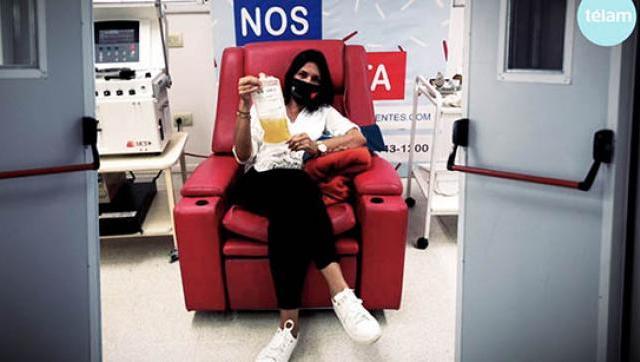 Ituzaingó realizará una colecta de plasma de recuperados de coronavirus