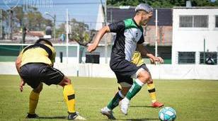 Ituzaingó jugó el segundo partido amistoso de preparación