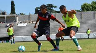 Atlético Ituzaingó jugó un nuevo amistoso de preparación