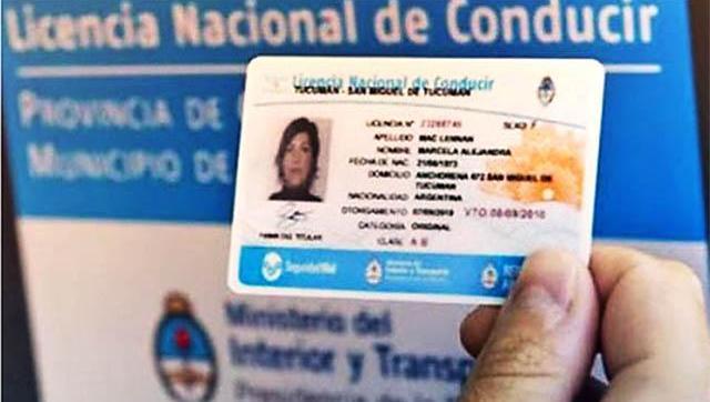 Ituzaingó exteniende la prórroga para quienes cuenten con licencia de conducir vencida