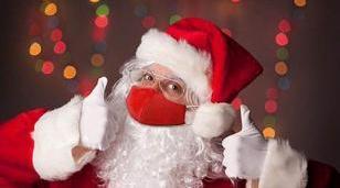 Papá Noel estará en la Plaza 20 de febrero