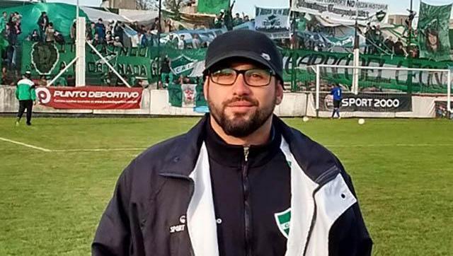 Diego Ayoroa dirigirá en la Copa Libertadores de América
