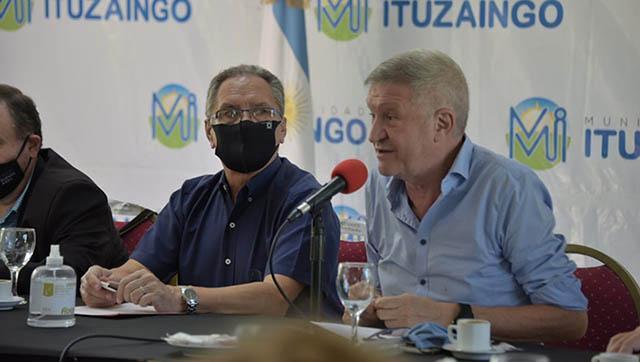 El Programa Nacional de Educación para el Trabajo se presentó en Ituzaingó
