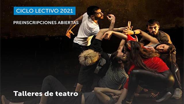 Se abre la inscripción a los talleres de teatro