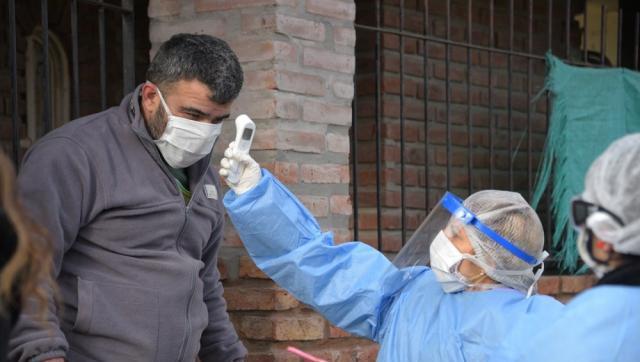 Programa del operativo DETECTAR durante mayo en Ituzaingó