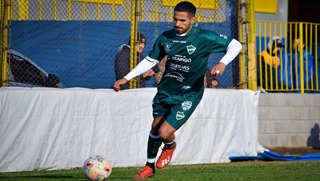 Ituzaingó perdió frente al campeón del Apertura