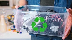 Ituzaingó recibe aparatos eléctricos y electrónicos en desuso